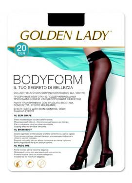 Pančuchové nohavice Golden Lady BODYFORM 20den