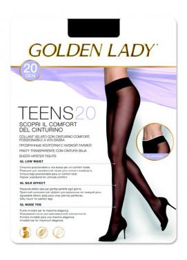 Pančuchové nohavice Golden Lady TEENS 20den