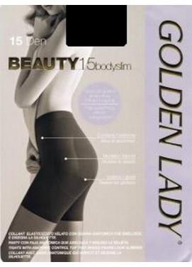 Pančuchové nohavice Golden Lady BODYSLIM 15den
