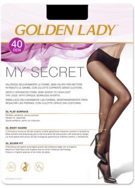 Pančuchové nohavice Golden Lady MY SECRET 40den