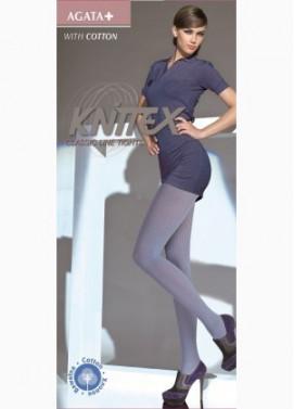 Pančuchové nohavice Knittex AGATA+ 120den