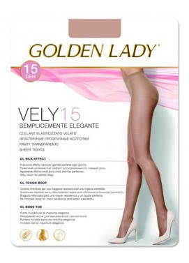 Pančuchové nohavice Golden Lady VELY 15den