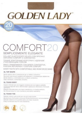 Pančuchové nohavice Golden Lady COMFORT 20den