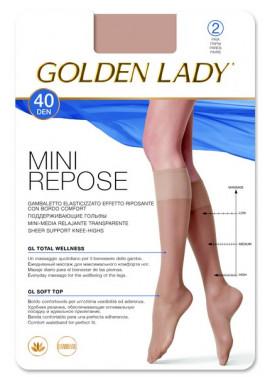 Podkolienky Golden Lady MINI REPOSE 40den
