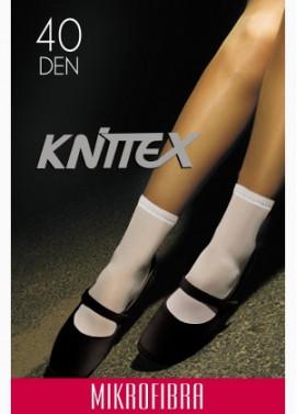 Ponožky Knittex MIKROFIBRA 40den