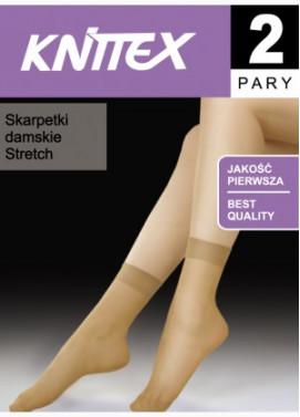Ponožky Knittex STRETCH 15den