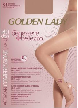 Pančuchové nohavice Golden Lady COLLANT 140den