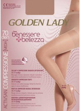 Pančuchové nohavice Golden Lady COLLANT 70den