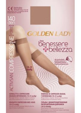 Podkolienky Golden Lady COLLANT 140den