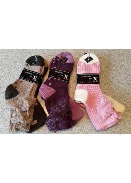 Wik dámske ponožky domáce