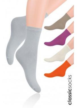 Steven dámske hladké ponožky