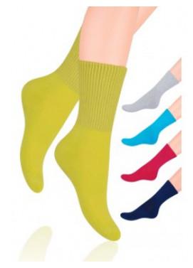 Steven dámske polofroté ponožky Sport Line