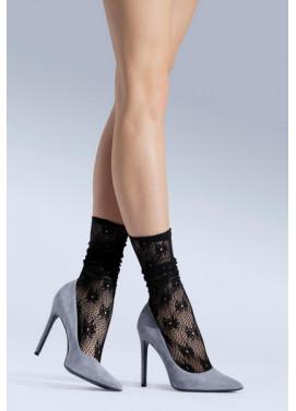 Vzorované ponožky Knittex GLAMOUR 06