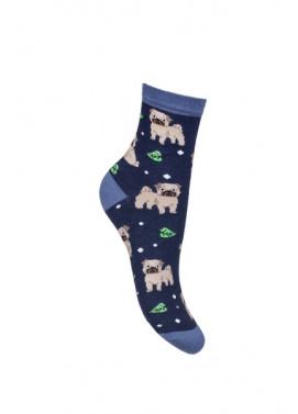 Milena dámske ponožky MOPSLÍK