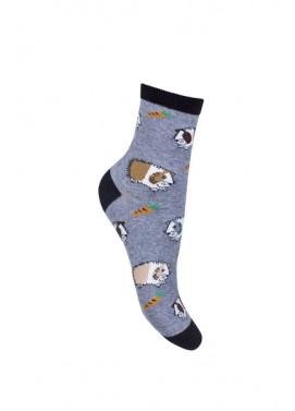 Milena dámske ponožky MORSKÉ PRASIATKA