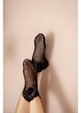 Vzorované ponožky Knittex FOOTIES