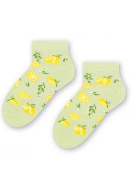 Steven detské ponožky citrón