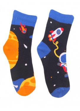 Skarpol detské ponožky vesmír