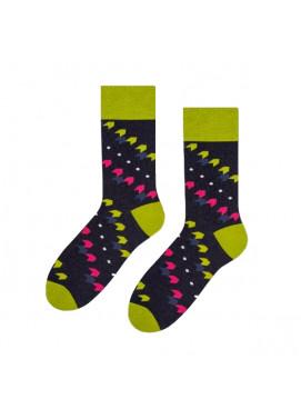 More fashion ponožky ŠÍPKY