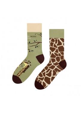 More fashion ponožky ŽIRAFA