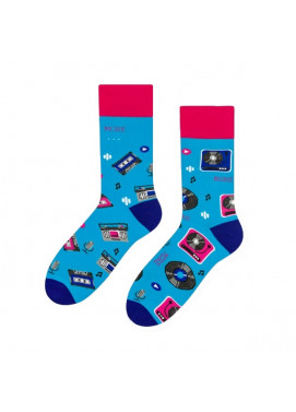 More fashion ponožky DJ