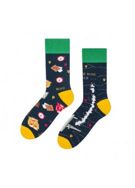 More fashion ponožky TURISTA