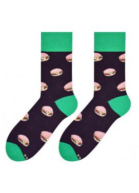 More pánske fashion ponožky HAMBURGER