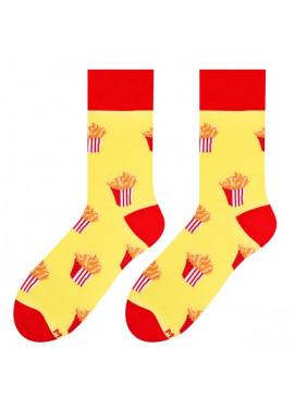More pánske fashion ponožky HRANOLKY