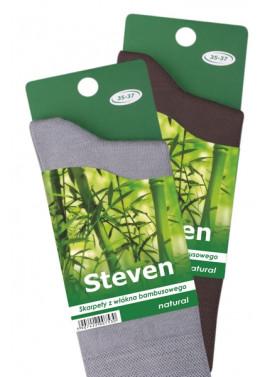 Steven pánske ponožky bambus