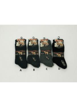 Risocks pánske ponožky z nórskej vlny