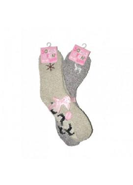 Risocks prítulné ponožky s výšivkou ABS