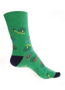 Foxysoxy ponožky BICYKLE