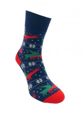 Foxysoxy ponožky VIANOČNÁ LÁSKA