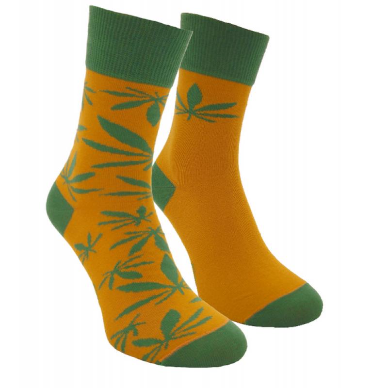 Foxysoxy ponožky LISTY