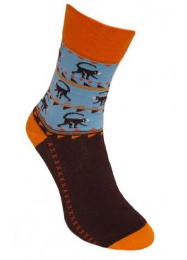 Foxysoxy ponožky OPICE