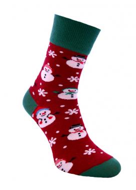 Foxysoxy ponožky SNEHULIACI