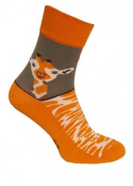 Foxysoxy ponožky ŽIRAFA