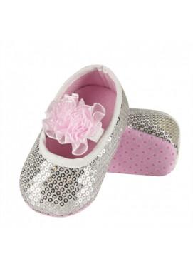 Soxo kojenecké baletky s mašličkou