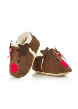 Attractive kojenecké kapčeky vianočné