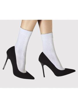 Vzorované ponožky Fiore DREAMER 40den 3D