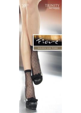 Vzorované ponožky Fiore TRINITY 20 den