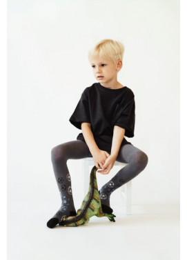 STEVEN detské pančuchové nohavice vzor